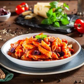 Penne-Calabrese